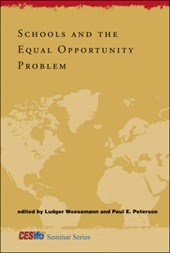 Schools and the Equal Opportunity Problem