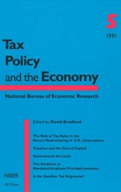 Tax Policy & The Economy V | David Bradford |