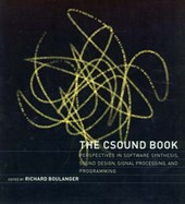 CSound Book - Perspectives in Software Sythesis, Sound Design, Signal Processing, and Programming