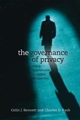 The Governance of Privacy - Policy Instruments in Global Perspective | Colin Bennett |