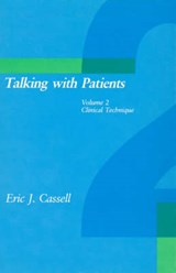 Talking with Patients V 2 - Clinical Technique | Cassell |