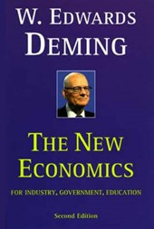 New Economics for Industry, Government, Education | W.Edwards Deming |
