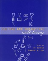 Culture & Subjective Well-being | Ed Diener |