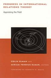 Progress in International Relations Theory