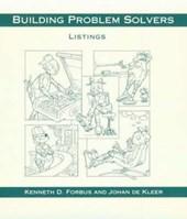 Building Problem Solvers Listings