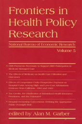 Frontiers in Health Policy Research V