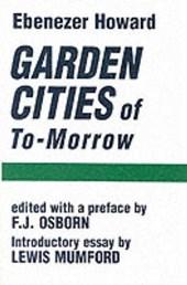 Garden Cities of Tomorrow