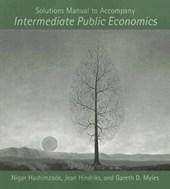 Intermediate Public Economics Solutions Manual