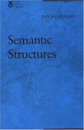 Semantic Structures | Ray Jackendoff |