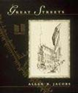 Great Streets | Allan B Jacobs |