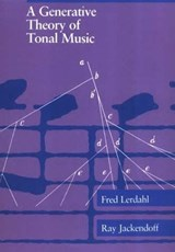 A Generative Theory of Tonal Music | Fred Lerdahl |