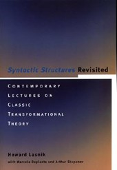 Syntactic Structures Revisited - Contemporary Lectures on Classic Transformational Theory