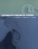Optimality-Theoretic Syntax | Géraldine Legendre |