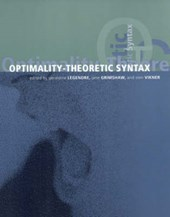 Optimality-Theoretic Syntax | Geraldine Legendre |