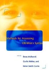 Methods for Assessing Children's Syntax