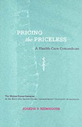 Pricing the Priceless - A Health Care Conundrum
