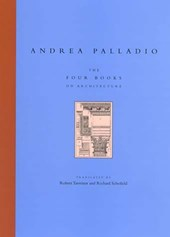 The Four Books on Architecture | Andrea Palladio |
