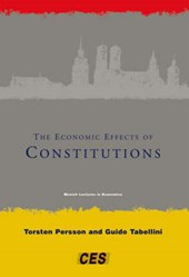 The Economic Effects of Constitutions