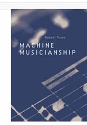 Machine Musicianship +CD