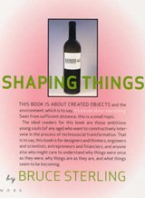 Shaping Things | Bruce Sterling |