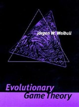 Evolutionary Game Theory | Jorgen W. Weibull |