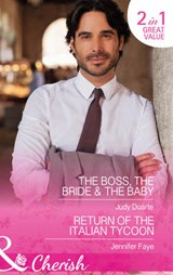 Boss, The Bride and The Baby | Judy Duarte |