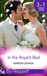 In the Royal's Bed | Marion Lennox |