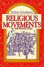Religious Movements Middle Ages | Herbert Grundmann |