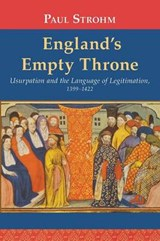 England's Empty Throne | Paul Strohm |