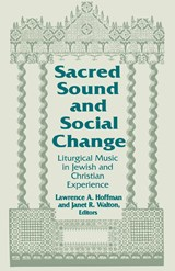 Sacred Sound and Social Change | auteur onbekend |
