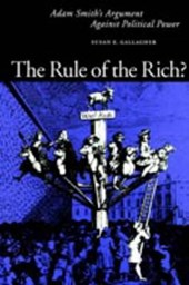 The Rule Of The Rich? | Susan E. Gallagher |