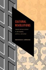Cultural Revolutions | Lawrence E. Cahoone |