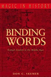 Binding Words | Don C. Skemer |