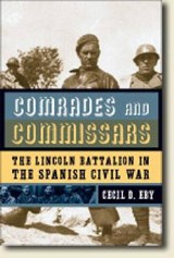 Comrades And Commissars | Cecil D. Eby |