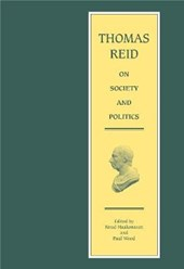 Thomas Reid on Society and Politics