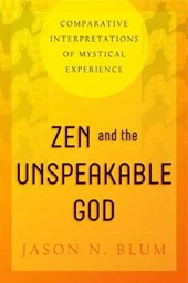 Zen and the Unspeakable God