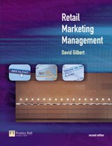 Retail Marketing Management | David Gilbert |