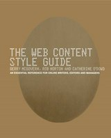 The Web Content Style Guide | Gerry McGovern |