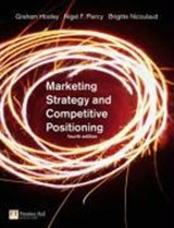 Marketing Strategy and Competitive Positioning | Graham Hooley |
