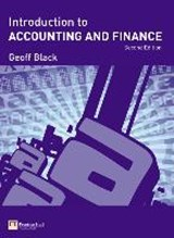 Introduction to Accounting and Finance 2e | Geoff Black |
