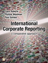 International Corporate Reporting | Clare Roberts |