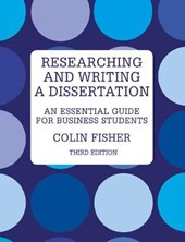 Researching and Writing a Dissertation | Colin Fisher |