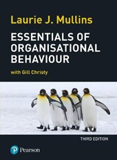 Essentials of Organisational Behaviour