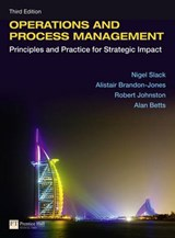 Operations and Process Management with EText | Nigel Slack |