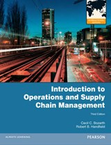 Introduction to Operations and Supply Chain Management | Cecil Bozarth |