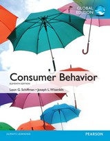 Consumer Behavior, Global Edition | Leon Schiffman |