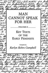 Man Cannot Speak for