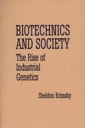 Biotechnics & Society