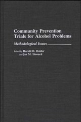 Community Prevention Trials for Alcohol Problems |  |
