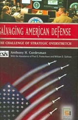 Salvaging American Defense | Cordesman, Anthony H. ; Sullivan, William D. |